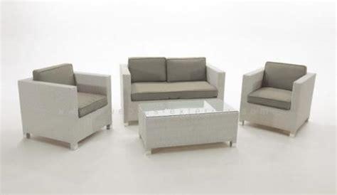Mobiliario de Exterior color Blanco
