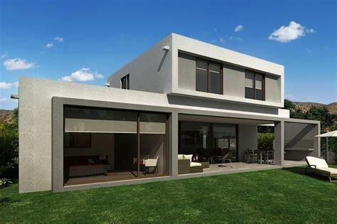 Modelo Casa C del proyecto Terrazas de Chicureo Nueva ...