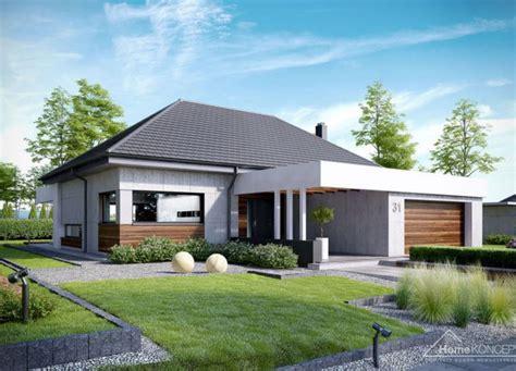 modelos de casas modernas de un piso | Planos de casas ...