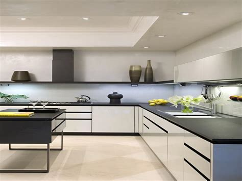 Modern Mdf High Gloss Kitchen Cabinets Simple Design Buy ...