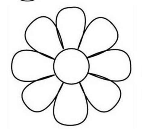 Moldes de flores en goma eva para imprimir   Imagui