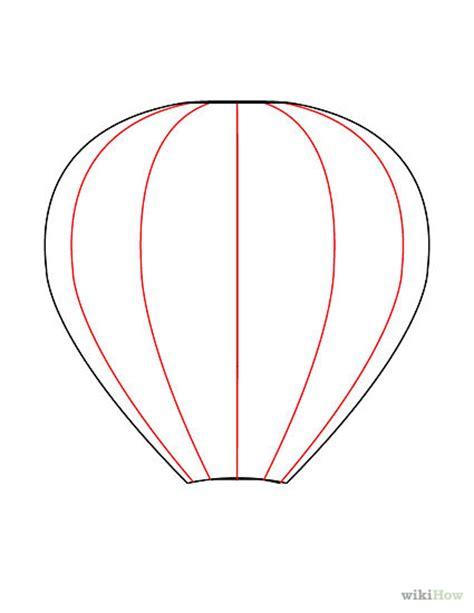 Moldes de globos aerostaticos   Imagui | Trabajo ...