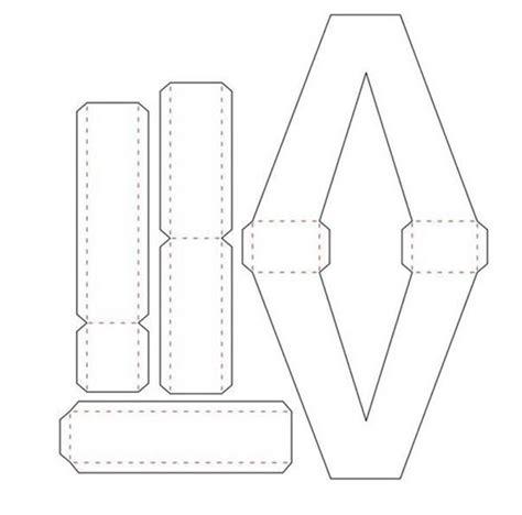 Moldes de letras em EVA para imprimir e recortar ...