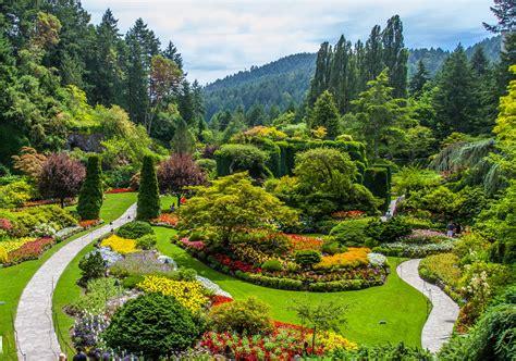 Most beautiful flower gardens in Canada, Butchart Gardens ...