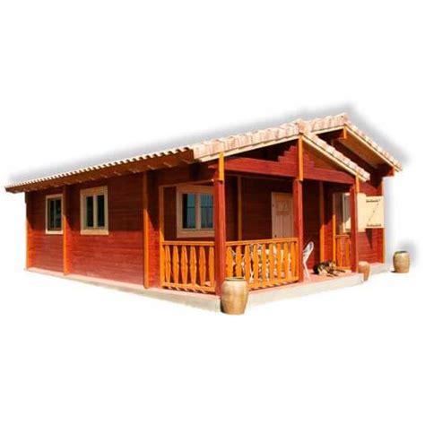 Movilrodan | Casa madera 55 M2 + 12 m2 de porche