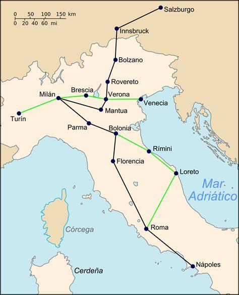 Mozart en Italia   Wikipedia, la enciclopedia libre