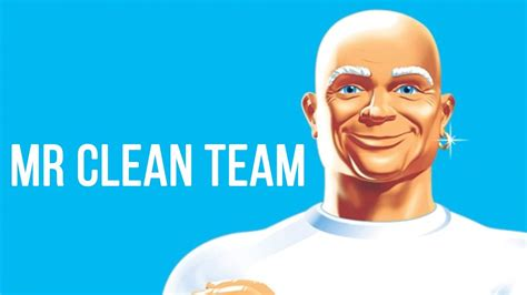 MR CLEAN TEAM   YouTube