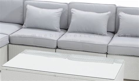 Mueble Chill Out sofá central