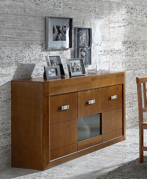 Mueble comedor colonial madera lacado 79 NV517 | Mobles Sedaví