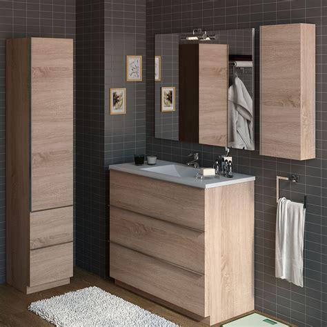 Mueble de lavabo DISCOVERY Ref. 17359853   Leroy Merlin