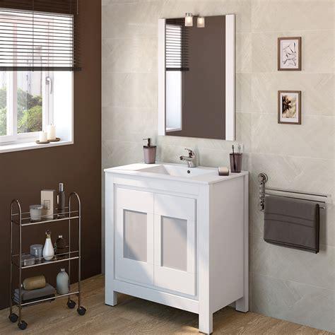 Mueble de lavabo VERSALLES Ref. 16716553   Leroy Merlin