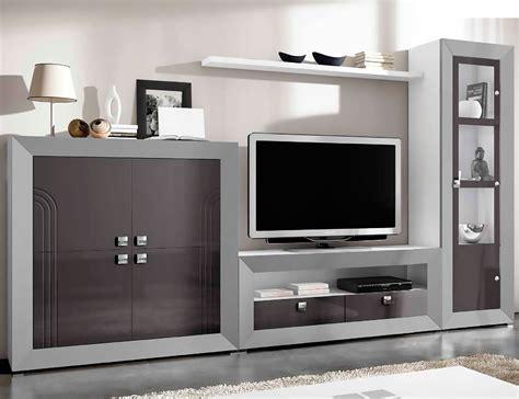 Mueble de salón modular moderno lacado  2452  | Factory ...