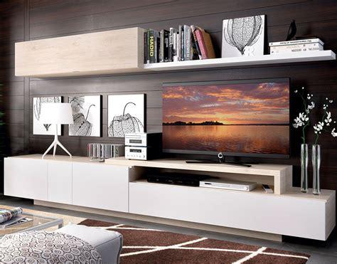 Mueble de salón modular moderno   LASAN DECORACION