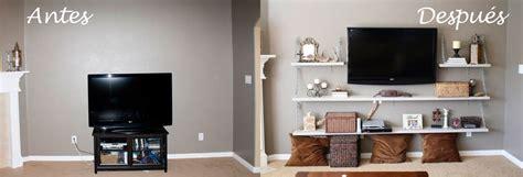 Mueble de televisión barato y bonito   Decorar Hogar