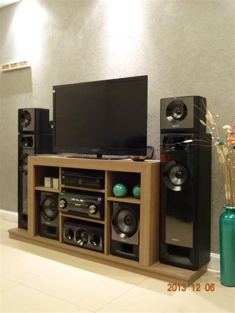 mueble para home theater sony muteki 9556 MLA20017453455 ...