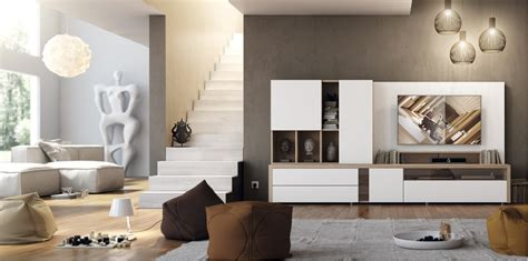 Mueble salón panel tv