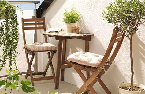muebles abatibles para balcones pequeños | Hoy LowCost