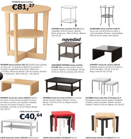 Muebles auxiliares IKEA 2018   EspacioHogar.com