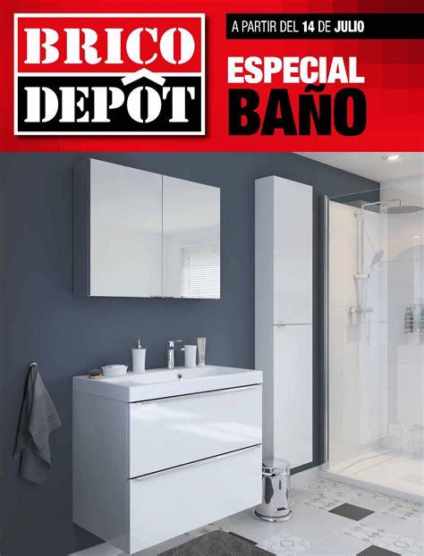 Muebles de baño en Brico Depôt: catálogos de 2017 | iMuebles