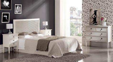 Muebles de Dormitorio: DORMITORIOS EN COLOR BLANCO