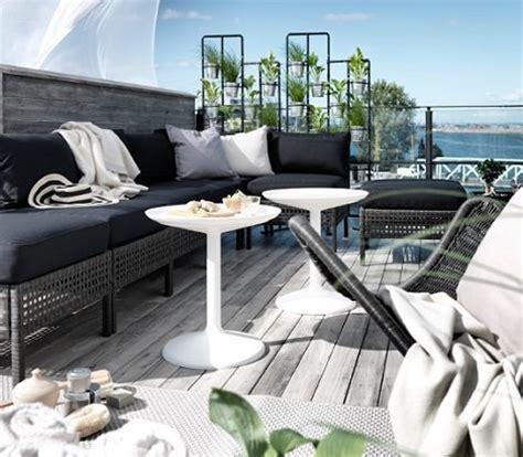Muebles de Ikea para terraza y jardín 2014