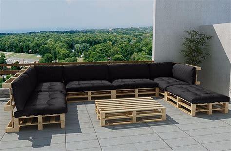 Muebles de jardín baratos   20 ideas de muebles hechos con ...