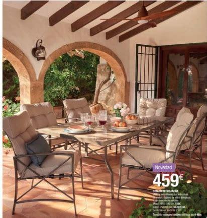 Muebles de Jardín en catálogo Leroy Merlín 2017 | iMuebles