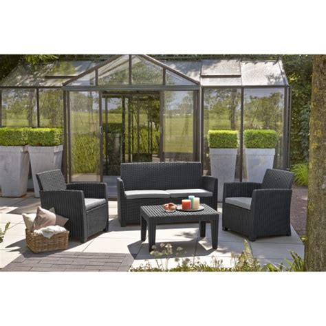 Muebles de jardín Lounge Set Corona   Outlet Piscinas