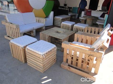 Muebles de palets en Paraguay | Clasipar.com en Paraguay