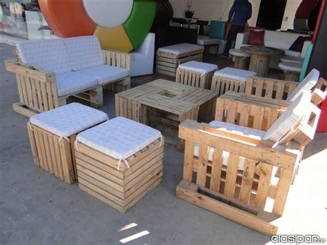 MUEBLES DE PALETS EN PARAGUAY en Asunción   muebles para ...