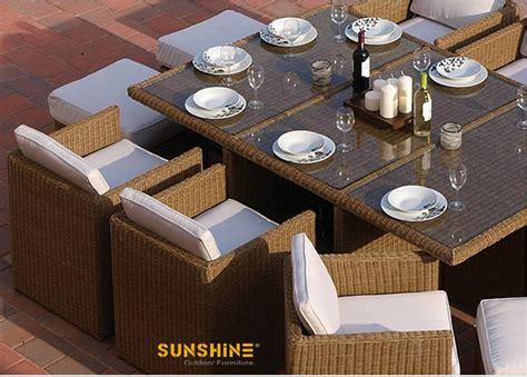 Muebles de ratán moderno | Muebles de terraza | Muebles de ...