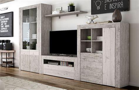 Muebles de salón para ahorrar espacio y tenerlo ordenado.