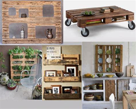 Muebles hechos con palets | enconstrucción