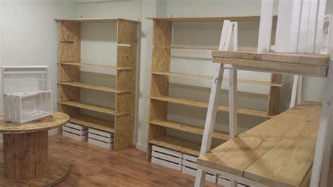 Muebles hechos con palets y madera natural a medida para ...