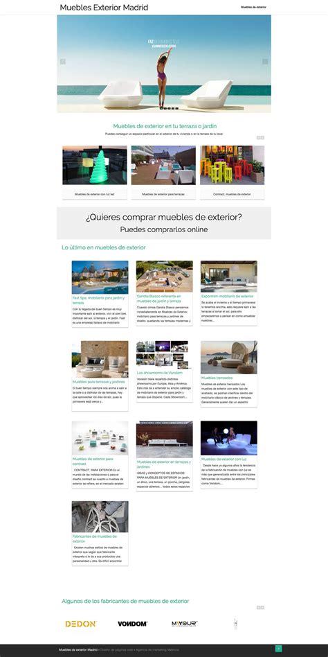 Muebles Jardin Madrid. Sample Muebles Ratan Sample With ...