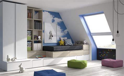 Muebles modernos para dormitorios juveniles Zaragoza