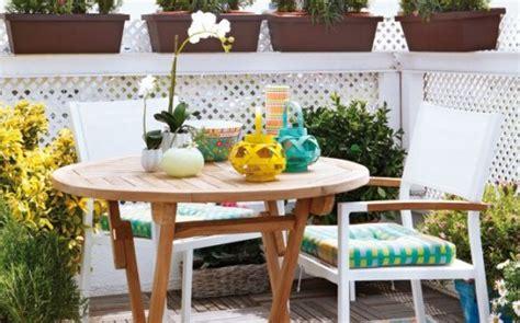 muebles para balcones pequeños | Hoy LowCost