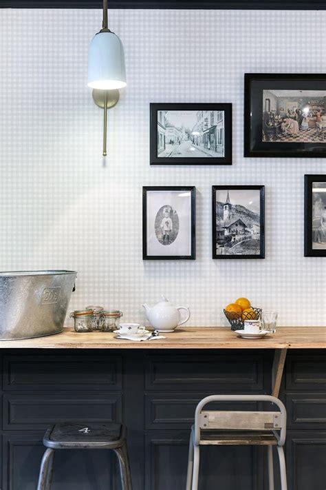 Muebles para decoración de interiores para restaurantes.