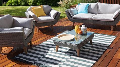 Muebles para el jardín y la terraza de Leroy Merlin 2017