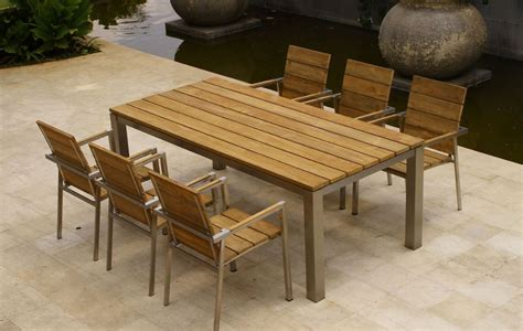 Muebles para jardin exterior