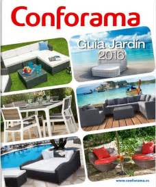 Muebles y decoración de jardín Conforama 2018 ...