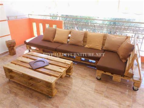 Mueblesdepalets.net: Sofa para terraza hecho con palets
