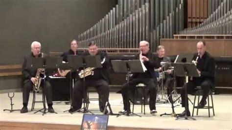 My Girl for Saxophone Quartet   YouTube
