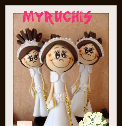 Myruchis: Recuerdos Primera Comunión  Creativos y Originales