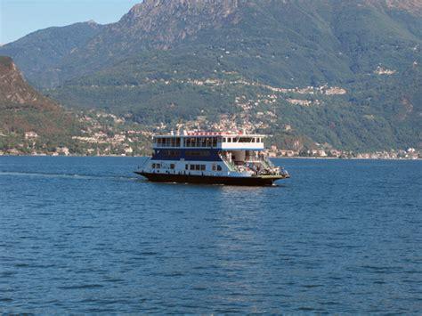 Navigazione lago di Como in Cartoline d epoca