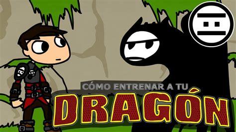 #NEGAS   Cómo entrenar a tu Dragón   YouTube