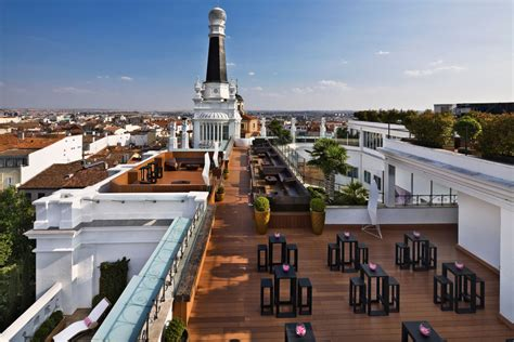 Never terrace apart: Madrid's best rooftop bars ...