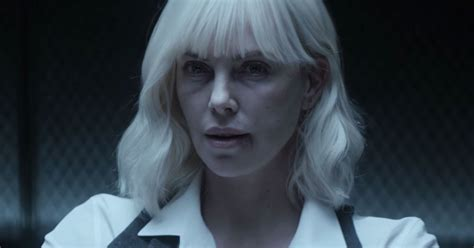 New  Atomic Blonde  Trailer: Spy Charlize Theron Kicks Ass