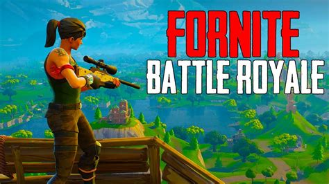 NEW FREE TO PLAY FORTNITE BATTLE ROYALE   Fornite Battle ...