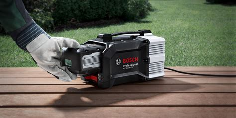 NEW! Professional cordless garden tools from Bosch ...